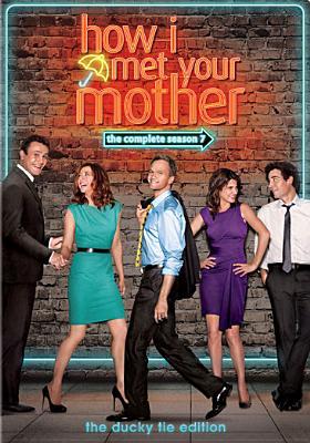 HOW I MET YOUR MOTHER SEASON 7 BY HOW I MET YOUR MOTHE (DVD)