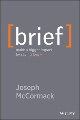 Brief By Mccormack, Joseph
