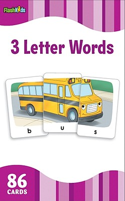 3 Letter Words By Sterling Publishing Co., Inc. (COR)